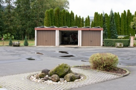 Garage in Aua (Hessen)