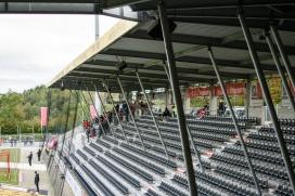 Stehplätze SG Sonnenhof Großaspach